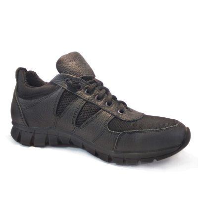 С-823 кроссовки из натуральной кожи