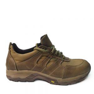 треккинговые кроссовки из натуральной кожи – С – 823.