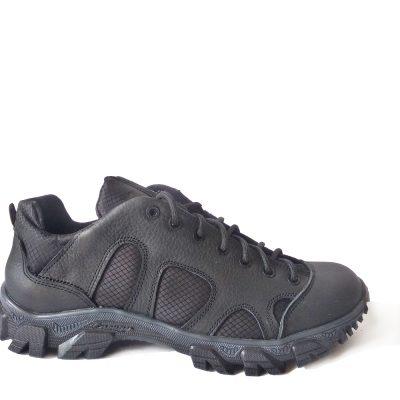 трекинговые кроссовки, модель  C – 856  , всесезонные – цвета – чёрный – (Olive) .