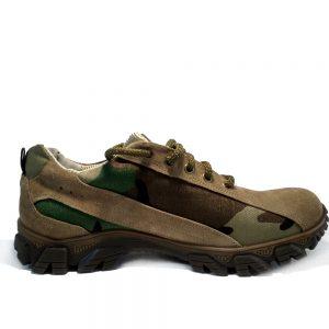 трекинговые кроссовки, модель  C – 821. камуфляж.