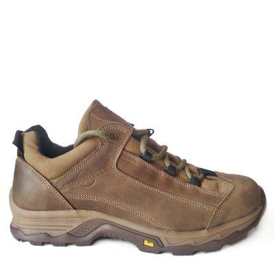 модель C – 862 (Olive) всесезонные кроссовки из натуральной кожи